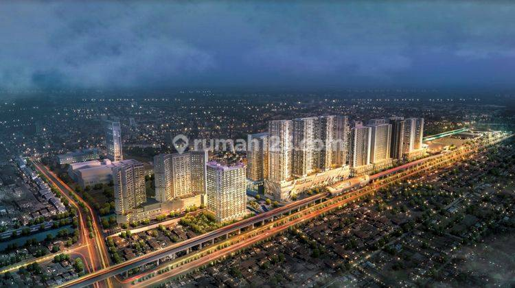 LRT City Bekasi - Green Avenue 5