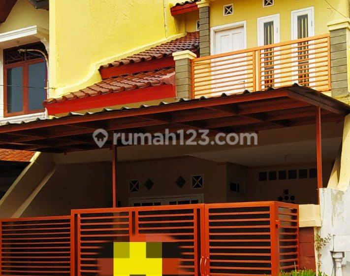 Rumah 2 lantai siap huni di Kav PTB Pondok Kelapa Duren Sawit Jakarta Timur